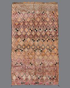 Vintage Moroccan Carpets + Wares // Breuckelen Berber