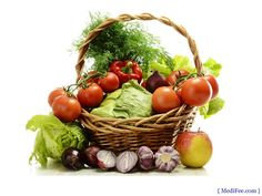 #Healthy vegetables