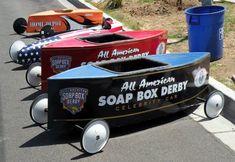 Just a Car Guy: Soapbox Derby race cars