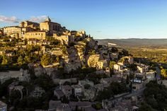 Gordes (Provence - France) France is certainly one of the most geographically diversified countries inside Europe. The towns offer many…