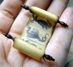 ♥EV Miniatures - Miniature Scroll♥