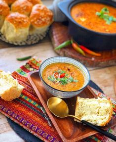 Curried Soup recipe by The.grater posted on 10 Apr 2019 . Recipe has a rating of by 1 members and the recipe belongs in the Soups recipes category Real Food Recipes, Soup Recipes, Chilli Paste, Carrots And Potatoes, Curry Soup, Garlic Paste, Clarified Butter, Fresh Coriander, Grater