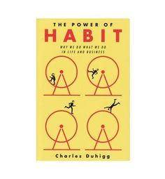 The Power of Habit-Ironic that I picked up this book in an airport last year in an effort to find a way to kick some of my vices (Homeland binge sessions, that second glass of Pinot Grigio), and ended up so addicted to it, I could barely put it down even at baggage claim. Written by a New York Times staff writer and former war correspondent..
