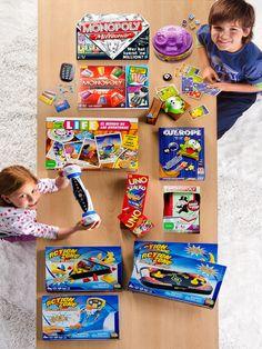 Juegos de mesa para compartir en familia