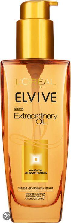 L'Oréal Paris Elvive Extraordinary Haarolie Voor Normaal Haar - 100 ml - Haarserum