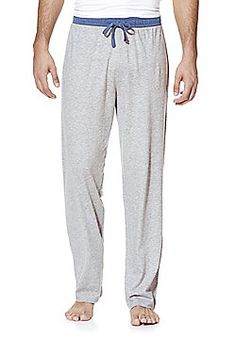 F&F 2 Pack of Jersey Lounge Joggers - Multi