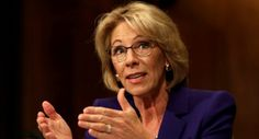 Senate lawmakers voted to advance the nomination of school-choice advocate and billionaire Betsy DeVos for secretary of education early Friday morning,. Federal Student Loans, Student Loan Debt, Donald Trump, Contempt Of Court, Betsy Devos, Collection Agency, School Choice, Head Of State