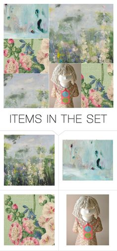 """""""Summer morning"""" by hedelmiina ❤ liked on Polyvore featuring art, artflashmob and lindavoth Girl Dress Patterns, Girls, Polyvore, Summer, Painting, Art, Toddler Girls, Art Background, Summer Time"""