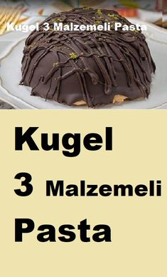 Kugel 3 Malzemeli Pasta – Kurabiye – The Most Practical and Easy Recipes Vegan Desserts, Dessert Recipes, Pasta Cake, Pasta Dinner Recipes, Iftar, Cheesecake Brownies, Kugel, Oreo, Waffles