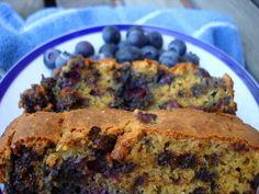 Blueberry & Chocolate Chip Pumpkin Loaf #PaleOMG
