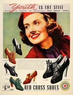 Res Cross Shoes 1937