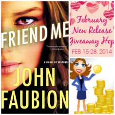 February New Release #giveaway - Enter to win a paperback of Friend Me ...