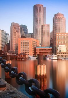 Boston Skyline..