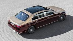 2022 Mercedes-Maybach S 680 keeps its V12 and adds opulence | Autoblog Mercedes Maybach, New Mercedes, Power Catamaran, Porsche 911 Targa, Benz S Class, Bugatti Chiron, Limousine, Twin Turbo, Autos