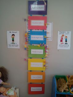 Our new behaviour chart