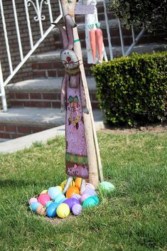 Easter decorations for outdoors and indoors