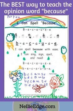 The Easy, Authentic Pathway to Opinion Writing in Kindergarten: All kindergartners love to write, dr Paragraph Writing, Persuasive Writing, Writing Words, Writing Sentences, Writing Rubrics, Guided Reading Lessons, Writing Lessons, Writing Activities, Writing Ideas