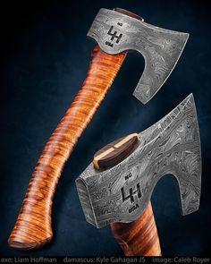 Hoffmann blacksmith knives