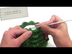 Tutorial Árbol de Navidad de Crochet - Misslanitas - YouTube