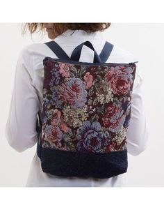 Marvelous Make a Hobo Bag Ideas. All Time Favorite Make a Hobo Bag Ideas. Diy Bags Patterns, Sewing Patterns, Mochila Tote, Backpack Pattern, Backpack Tutorial, Diy Backpack, Pinterest Diy, Linen Bag, Love Sewing