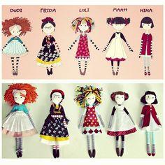 Cecília é desenhadora de bonecas. Desenha bonecas com pernas e braços de…