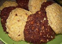 Velmi zdravé oříškové sušenky