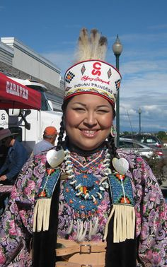 Calgary Stampede, First Nations Princess