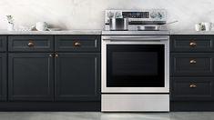 Kitchen Cabinets, Samsung, Inspiration, Home Decor, Biblical Inspiration, Decoration Home, Room Decor, Cabinets, Home Interior Design