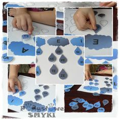 Montessori, Playing Cards, Children, Kids Education, Speech Language Therapy, Kids, Playing Card Games, Game Cards
