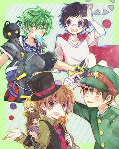 Happy Tree Friends, Anime Guys, Youtubers, Kawaii, Fan Art, Artwork, Don't Care, Work Of Art, Fanart