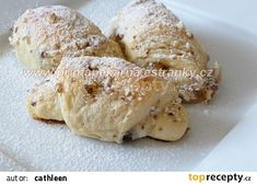 Slávinky recept - TopRecepty.cz Czech Recipes, Ethnic Recipes, Oreo Cupcakes, No Bake Cake, A Table, Baking Recipes, Food And Drink, Sweets, Dishes