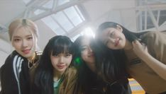 South Korean Girls, Korean Girl Groups, Blackpink Poster, Love Sick, Rose Park, Blackpink Photos, Album Songs, Yg Entertainment, K Idols