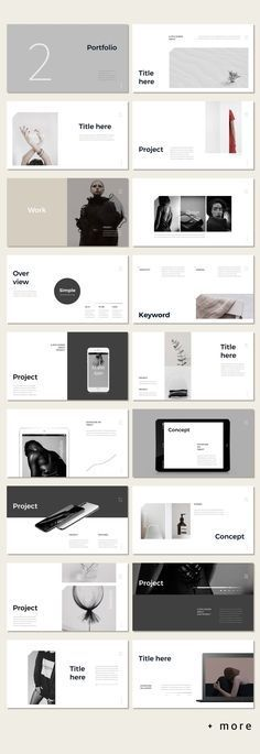 Awesome Simple Portfolio Presentation Template – Expolore the best and the special ideas about Portfolio layout Portfolio Design Layouts, Layout Design, Design De Configuration, Graphisches Design, Template Portfolio, Online Portfolio Design, Slide Design, Nails Design, Student Portfolio Design