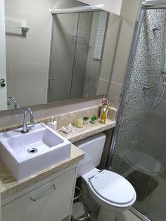 Small Bathroom, Sweet Home, New Homes, Loft, House Design, Interior Design, Decoration, Inspiration, Furniture