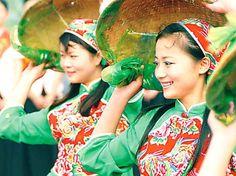 Danse du thé (Chine) — Chine Informations