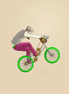 Les étranges concepts de vélos de Yorokobu