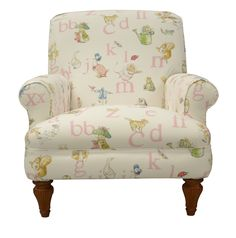Grosvenor chair made of Beatrix Potter fabric You are able to needless to say start off decorating your home … Duck Nursery, Baby Girl Nursery Themes, Nursery Ideas, Royal Nursery, Themed Nursery, Nursery Room, Baby Room, Beatrix Potter Fabric, Beatrix Potter Nursery