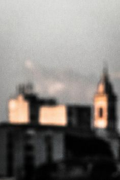 Focado na cidade/Focusing on the town