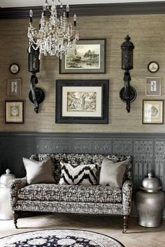 so maybe what i love has a little more gray than i thought. gray and ivory with touches of black? cheers, dana