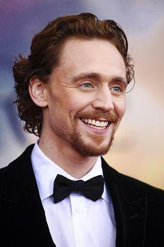 Tom Hiddleston. #WarHorse premiere.