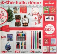 Walgreens Coupons, Black Friday News, Wonderful Pistachios, Sharpie, Photo Cards, Gift Bags, Coupon Codes, Holiday Cards, Stationery