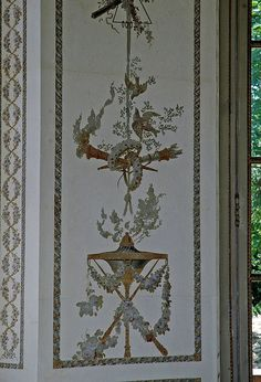 Versailles Petit Trianon le belvédère intérieur