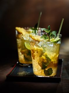 KME Studios - Klaus Einwanger Photographer, Foodphotographer, Foodphotography, Food Photos, two yummy Cocktails #food #photography