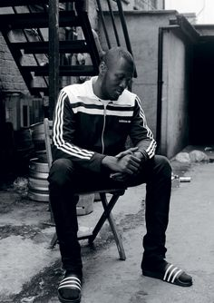 PROMOTION I will use current and known music artist such as stormzy to promote  and be the face of my business when marketing. He is exactly who my target market would listen to and aspire to be as successful as. He also has a huge following and fan base so his promotion would reach a lot of people.