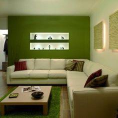 einrichtungsideen wohnzimmer wohnzimmergestaltung wohnideen ... - Wohnzimmergestaltung Grn