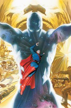 JSA | Superman •Alex Ross