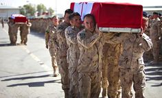 Canadian soldiers killed in Afghanista