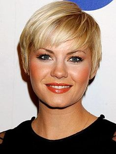 Pixie Haircuts - Elisha Cuthbert - from InStyle.com