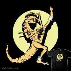 Dancing and Singing Chestburster Alien