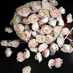 Kunstseide gemischte Blumen Bukett Calla Lilien Roses 40cm weinrot//Kirschrot